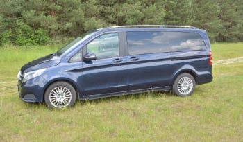 Mercedes-Benz V klasa 220 CDI full
