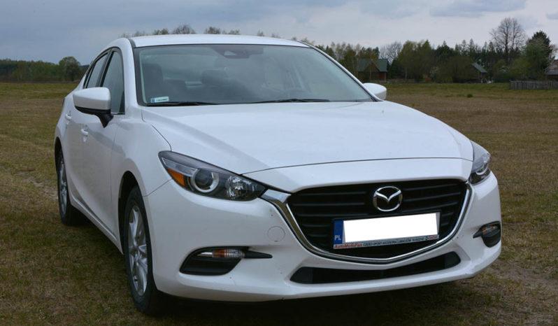 Mazda 3 2018r. full