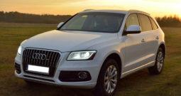 Audi Q5 8R białe