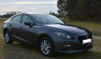 Mazda 3 2014r. full