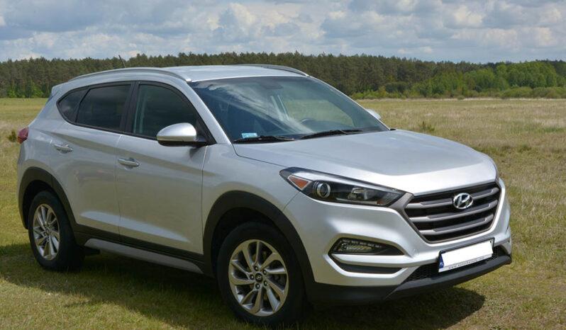 Hyundai Tucson full