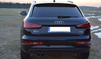 Audi Q3 2.0 TFSI quattro S tronic full